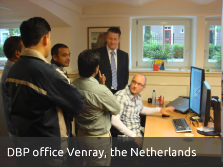 DBP office Venray the Netherlands